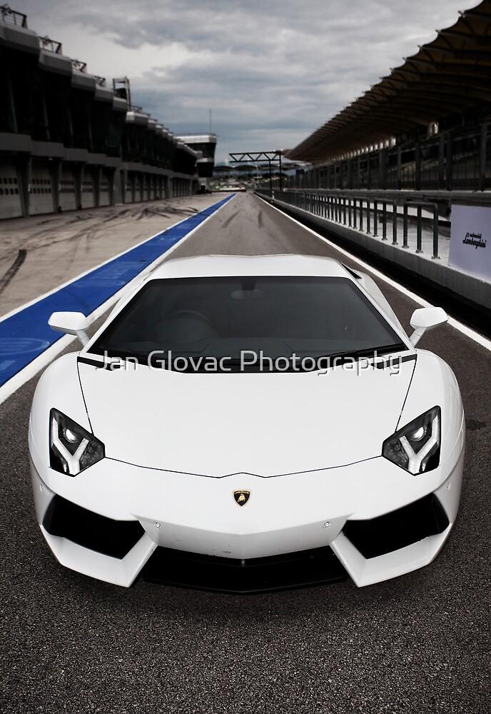 Lamborghini Aventador LP700-4 by Jan Glovac Photography