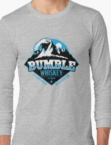 S. Claus Distillery - Bumble Whiskey Long Sleeve T-Shirt