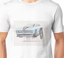 XB GT Burn out by Glens Graphix Unisex T-Shirt