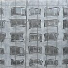 Wavy Windows by Joan Wild