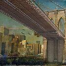 Brooklyn Bridge by MarieG