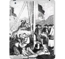 Heinrich Leutemann Die Gartenlaube 1864 b 085 iPad Case/Skin