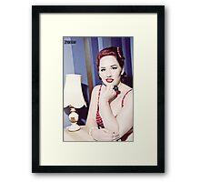 PinUp Lab 1 Framed Print
