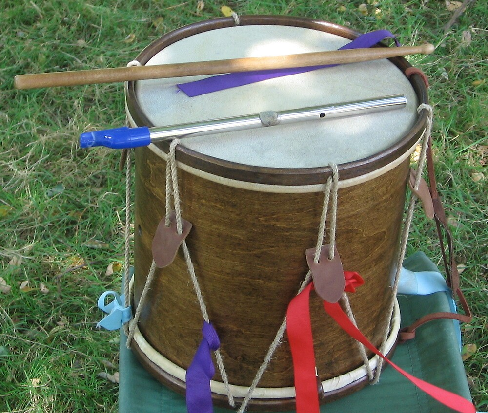 Morris drum by BagLady