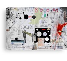 BOOM! Canvas Print