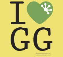 I love GG Kids Tee
