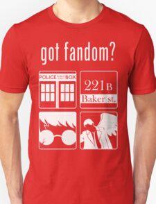 Got Fandom? T-Shirt
