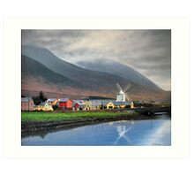 BLENNERVILLE CO. KERRY  Art Print