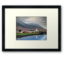 BLENNERVILLE CO. KERRY  Framed Print