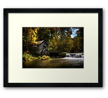 Autumn Whisper Framed Print
