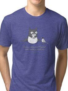 Bat-Puddin' Tri-blend T-Shirt