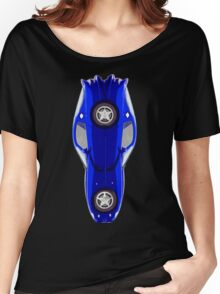 DODGE TRANSFORMER Spaceship Women's Relaxed Fit T-Shirt