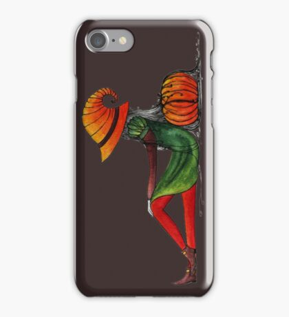 Halloween Girl iPhone Case/Skin