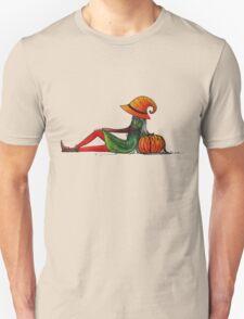 Halloween Girl Unisex T-Shirt