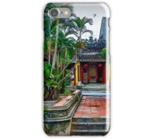 Hoi An Street Scene 1 iPhone Case/Skin