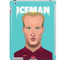 The Iceman iPad Case/Skin