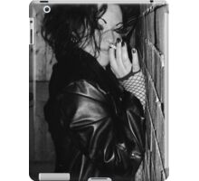 Up Against The Wall iPad Case/Skin
