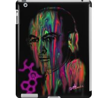 Albert Hoffman LSD Portrait iPad Case/Skin
