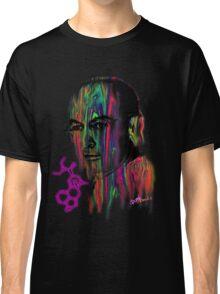 Albert Hoffman LSD Portrait Classic T-Shirt