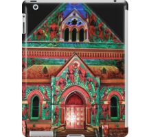 Northern Lights - Desert Peas iPad Case/Skin