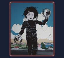 Edward Edward ScissorHands Hands Kids Clothes