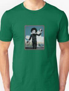 Edward Edward ScissorHands Hands T-Shirt