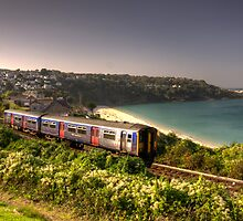 Sprinter at Carbis Bay by Rob Hawkins