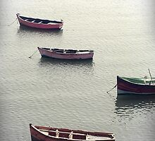 sleeping boats by agawasa