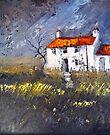 Moorland Cottage by Sue Nichol