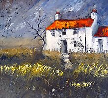 Moorland Cottage by Sue Nichol