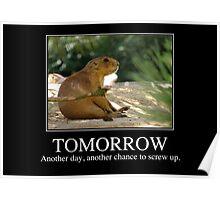Tomorrow -  Poster