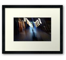Arcadian Madness Framed Print