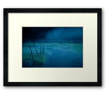 Jondal Framed Print