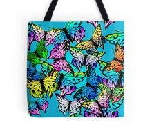 Butterfly Explosion Tote Bag