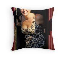 Scarborough Belle Throw Pillow