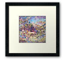 P1440002 _P1440004 _GIMP Framed Print