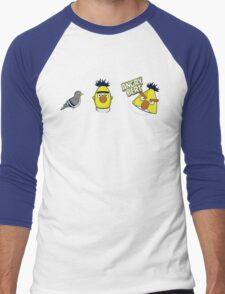 Angry Bert - Angry Birds Shirt Men's Baseball ¾ T-Shirt