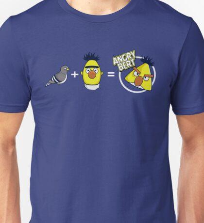 Angry Bert - Angry Birds Shirt Unisex T-Shirt