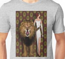 Alpha Male and the Pride Unisex T-Shirt