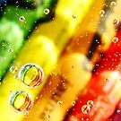 Bubbling Colours 1 by Tracy Friesen