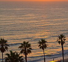 Oceanside Sunset by Philip Cozzolino