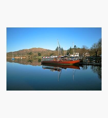 Queen Of The Lake Windermere Photographic Print