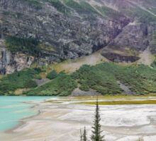 Lake Louise, Banff National Park, Canadian Rockies Sticker