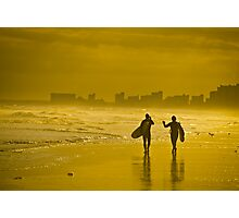 Surfer Dudes Photographic Print