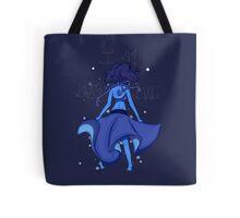 I Am Lapis Lazuli Tote Bag