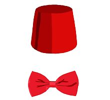 11's Fez and Bowties by Mia15Calling