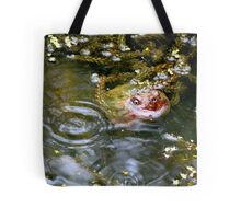 Snapping turtle study 3 Tote Bag