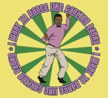 i want to dance like carlton banks