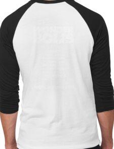 Skyway To The Danger Zone Men's Baseball ¾ T-Shirt