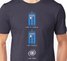 8-Bit Tardis - Doctor Who Shirt Unisex T-Shirt